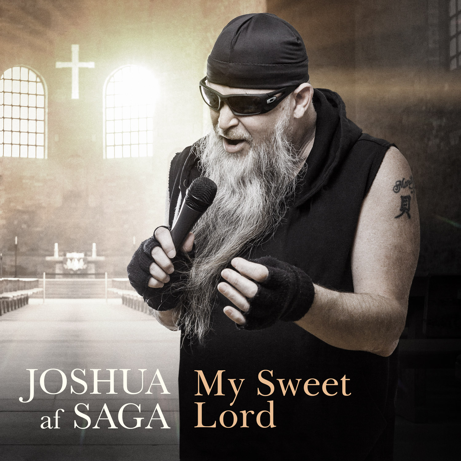 Joshua af Saga - My Sweet Lord - Single